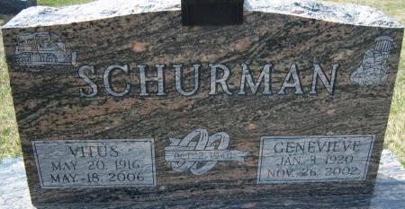 SCHURMAN, GENEVIEVE - Warren County, Iowa | GENEVIEVE SCHURMAN
