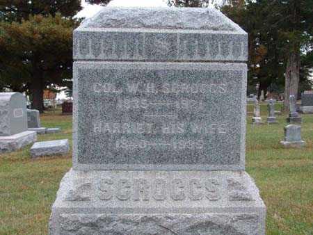 SCROGGS, HARRIET - Warren County, Iowa | HARRIET SCROGGS