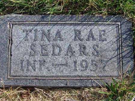 SEDARS, TINA RAE - Warren County, Iowa | TINA RAE SEDARS