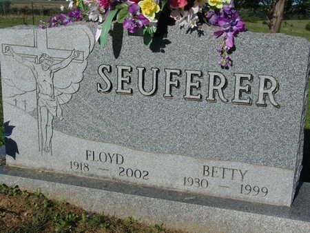 SEUFERER, FLOYD - Warren County, Iowa | FLOYD SEUFERER
