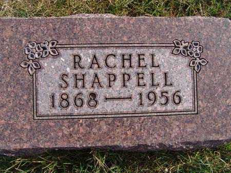 SHAPPELL, RACHEL - Warren County, Iowa | RACHEL SHAPPELL