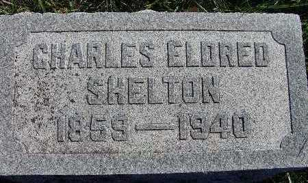 SHELTON, CHARLES ELDRED - Warren County, Iowa | CHARLES ELDRED SHELTON