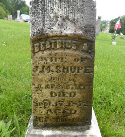 SHUPE, BEATRICE A. - Warren County, Iowa | BEATRICE A. SHUPE