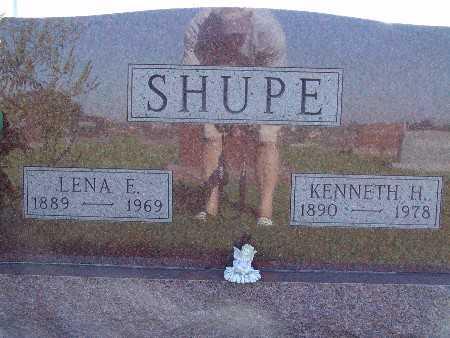 SHUPE, KENNETH H - Warren County, Iowa | KENNETH H SHUPE