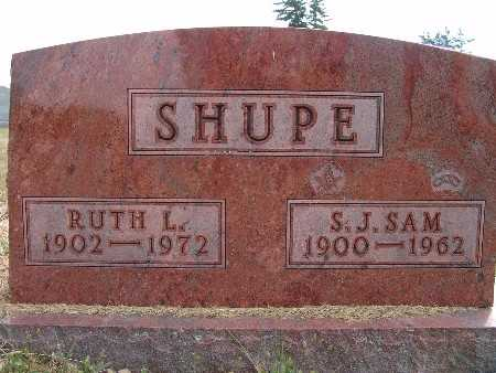 SHUPE, S. J. SAM - Warren County, Iowa | S. J. SAM SHUPE