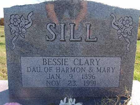 SILL, BESSIE - Warren County, Iowa | BESSIE SILL
