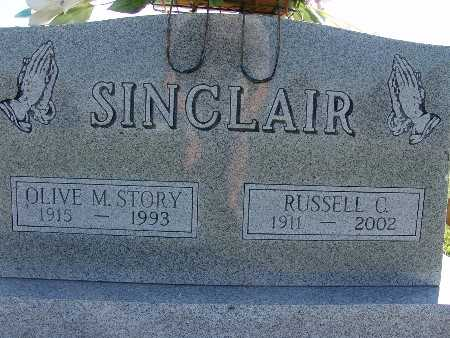SINCLAIR, RUSSELL C. - Warren County, Iowa | RUSSELL C. SINCLAIR