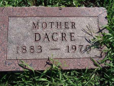 SINIFT, DACRE - Warren County, Iowa | DACRE SINIFT