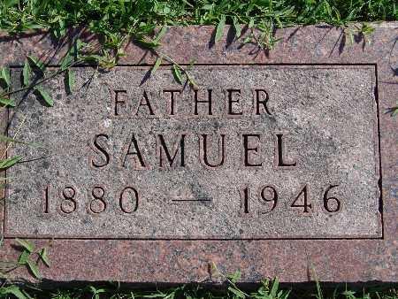 SINIFT, SAMUEL - Warren County, Iowa   SAMUEL SINIFT