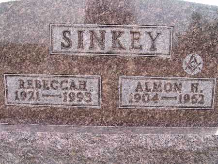 SINKEY, REBECCAH - Warren County, Iowa | REBECCAH SINKEY
