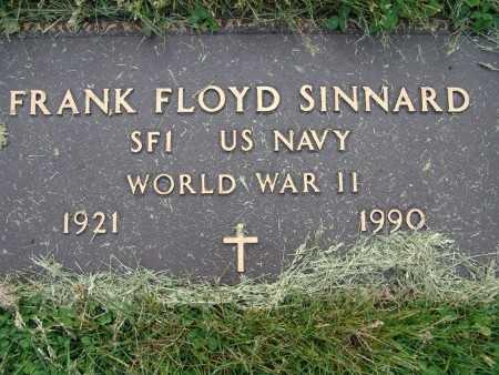 SINNARD, FRANK FLOYD - Warren County, Iowa | FRANK FLOYD SINNARD