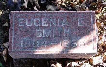 SMITH, EUGENIA E. - Warren County, Iowa | EUGENIA E. SMITH