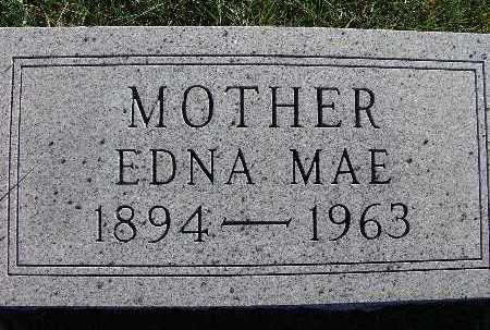 SMITH, EDNA MAE - Warren County, Iowa | EDNA MAE SMITH