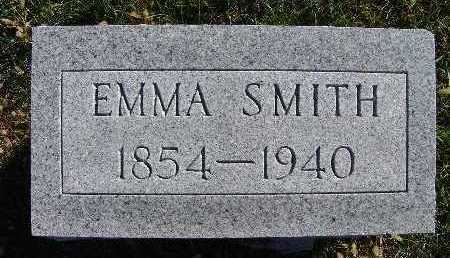 SMITH, EMMA - Warren County, Iowa | EMMA SMITH