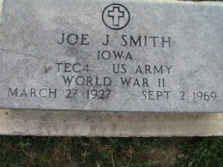 SMITH, JOE J. - Warren County, Iowa   JOE J. SMITH