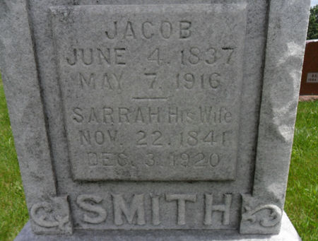 SMITH, SARRAH - Warren County, Iowa | SARRAH SMITH