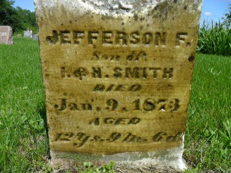 SMITH, JEFFERSON F. - Warren County, Iowa | JEFFERSON F. SMITH