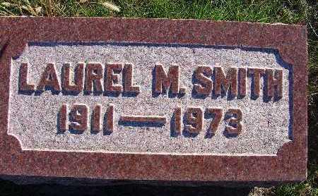 SMITH, LAUREL M. - Warren County, Iowa   LAUREL M. SMITH