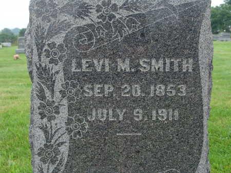 SMITH, LEVI M - Warren County, Iowa | LEVI M SMITH
