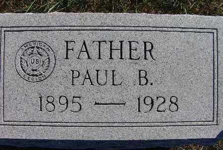 SMITH, PAUL B. - Warren County, Iowa | PAUL B. SMITH