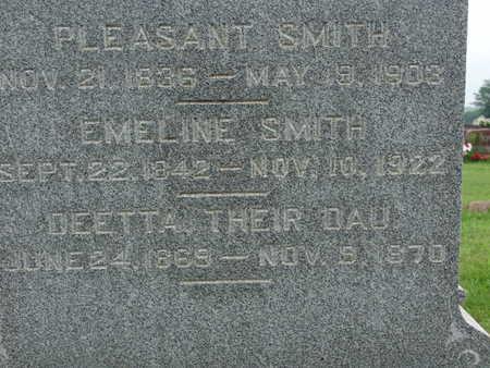 SMITH, PLEASANT - Warren County, Iowa | PLEASANT SMITH