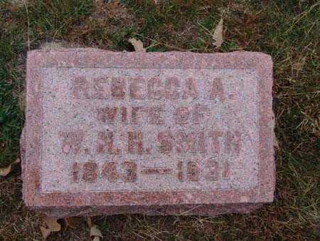 SMITH, REBECCA A. - Warren County, Iowa   REBECCA A. SMITH