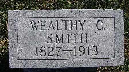 SMITH, WEALTHY C. - Warren County, Iowa | WEALTHY C. SMITH