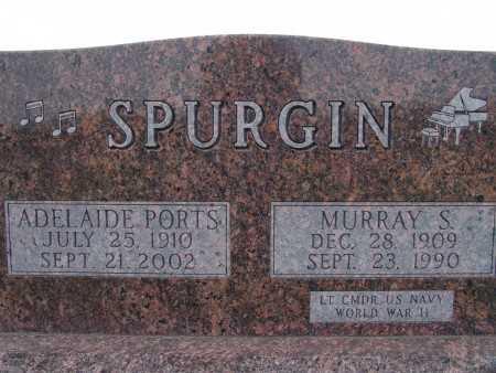 SPURGIN, MURRAY S. - Warren County, Iowa | MURRAY S. SPURGIN