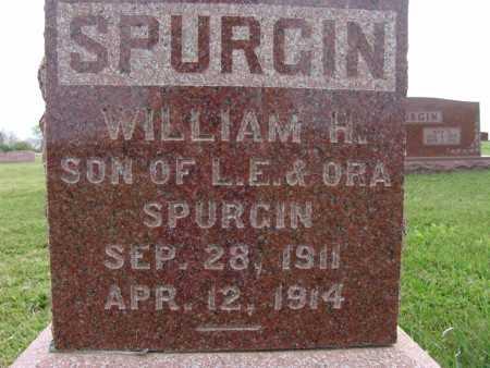 SPURGIN, WILLIAM H. - Warren County, Iowa | WILLIAM H. SPURGIN