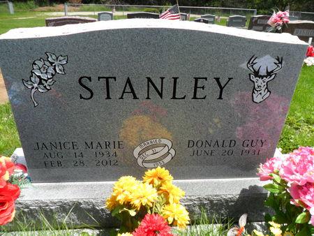 STANLEY, JANICE MARIE - Warren County, Iowa | JANICE MARIE STANLEY