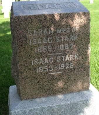 STARK, ISAAC - Warren County, Iowa | ISAAC STARK