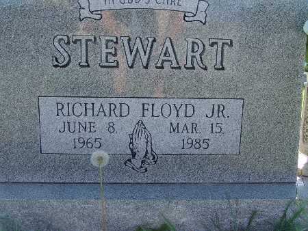 STEWART, RICHARD FLOYD JR. - Warren County, Iowa | RICHARD FLOYD JR. STEWART