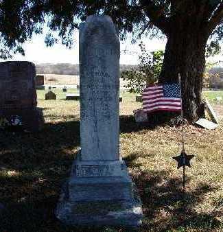 STOGSDILL, W. T. - Warren County, Iowa | W. T. STOGSDILL