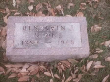 STONE, BENJAMIN J. - Warren County, Iowa | BENJAMIN J. STONE