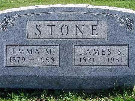 STONE, JAMES S. - Warren County, Iowa | JAMES S. STONE