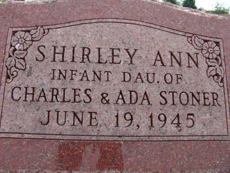 STONER, SHIRLEY ANN - Warren County, Iowa | SHIRLEY ANN STONER