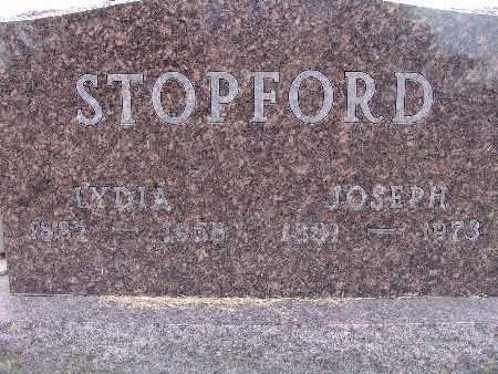 STOPFORD, LYDIA - Warren County, Iowa | LYDIA STOPFORD