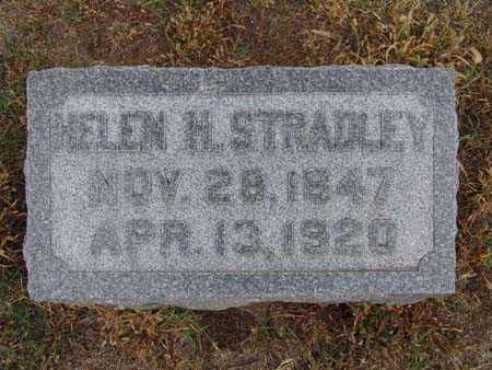 STRADLEY, HELEN H. - Warren County, Iowa | HELEN H. STRADLEY