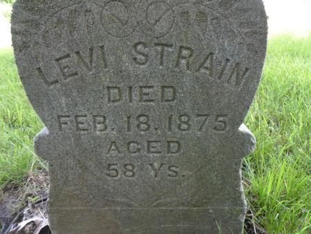 STRAIN, LEVI - Warren County, Iowa | LEVI STRAIN