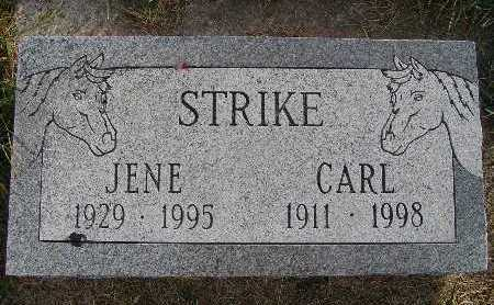 STRIKE, CARL - Warren County, Iowa | CARL STRIKE