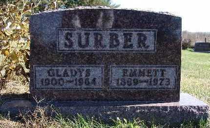 SURBER, EMMETT - Warren County, Iowa | EMMETT SURBER