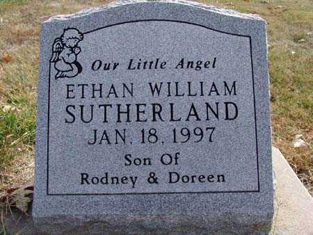 SUTHERLAND, ETHAN WILLIAM - Warren County, Iowa | ETHAN WILLIAM SUTHERLAND