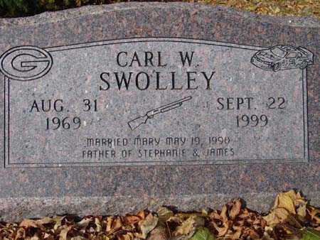 SWOLLEY, CARL W. - Warren County, Iowa   CARL W. SWOLLEY