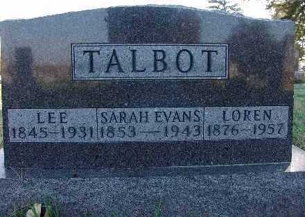 TALBOT, LEE - Warren County, Iowa | LEE TALBOT