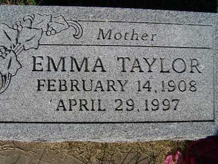 TAYLOR, EMMA - Warren County, Iowa | EMMA TAYLOR