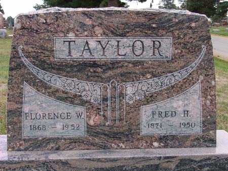 TAYLOR, FRED H. - Warren County, Iowa | FRED H. TAYLOR