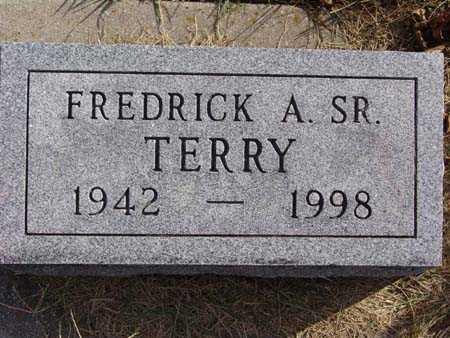 TERRY, FREDRICK A. SR. - Warren County, Iowa | FREDRICK A. SR. TERRY