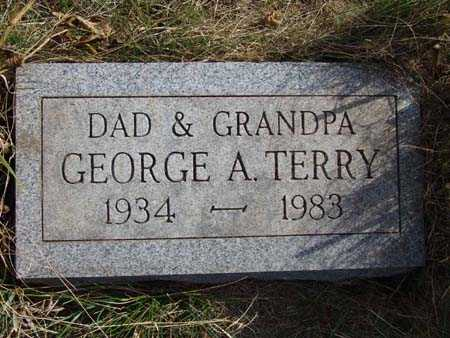 TERRY, GEORGE A. - Warren County, Iowa | GEORGE A. TERRY