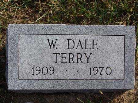 TERRY, W. DALE - Warren County, Iowa | W. DALE TERRY
