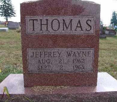 THOMAS, JEFFREY WAYNE - Warren County, Iowa | JEFFREY WAYNE THOMAS